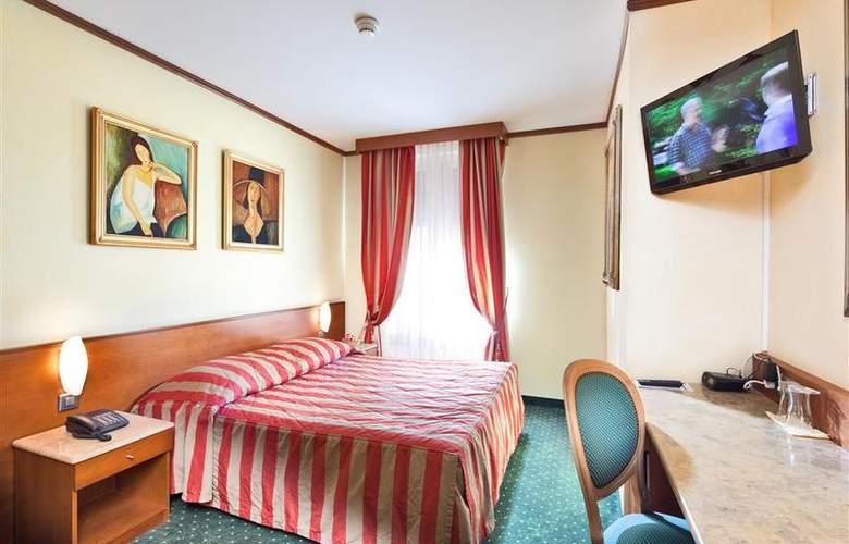 Best Western Strasbourg - Room - 16