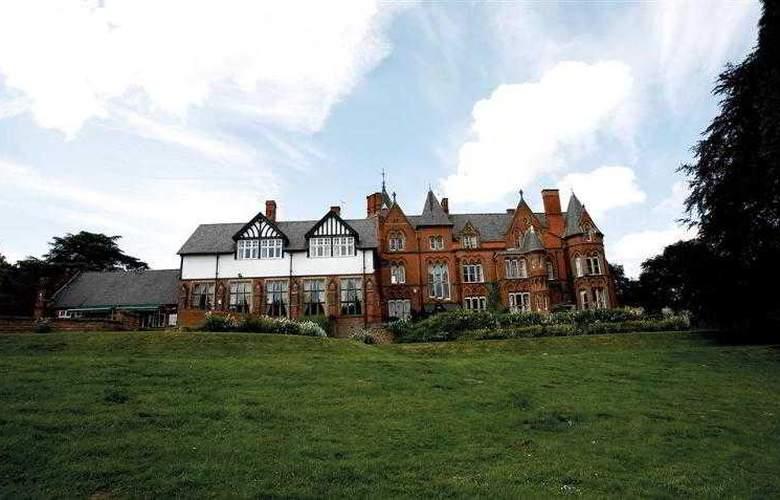 Best Western Bestwood Lodge - Hotel - 44