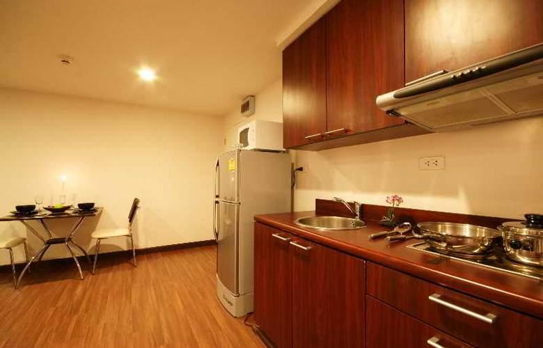 I Residence Sathorn (Formerly Premier Residence) - Room - 15