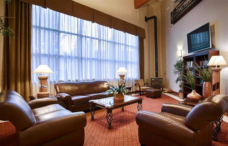 Best Western Plus High Sierra Hotel - General - 102