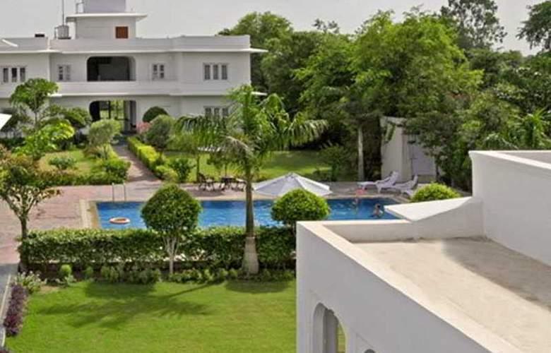 Udai Vilas Palace Bharatpur - Hotel - 0