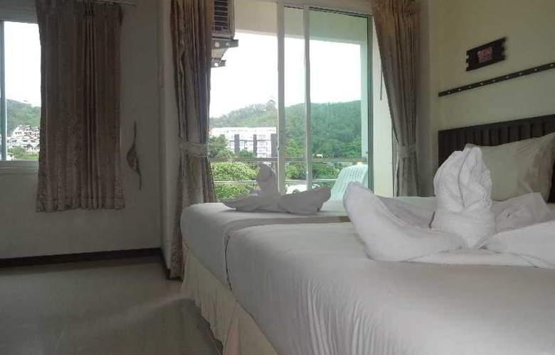 Athome Hotel - Terrace - 9
