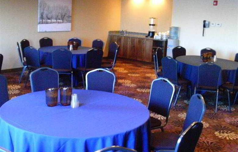 Best Western Plus Camrose Resort & Casino - Conference - 22