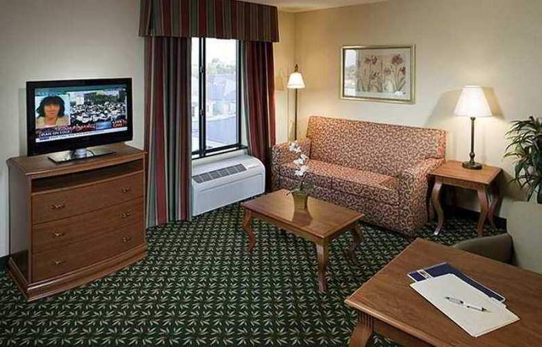 Hampton Inn & Suites Tulare - Hotel - 8