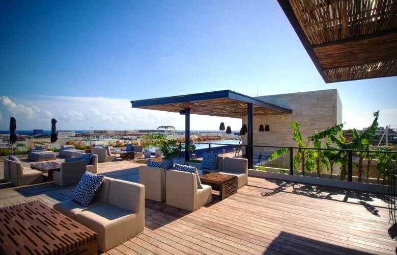 Live Aqua Boutique Resort Playa del Carmen - Terrace - 18