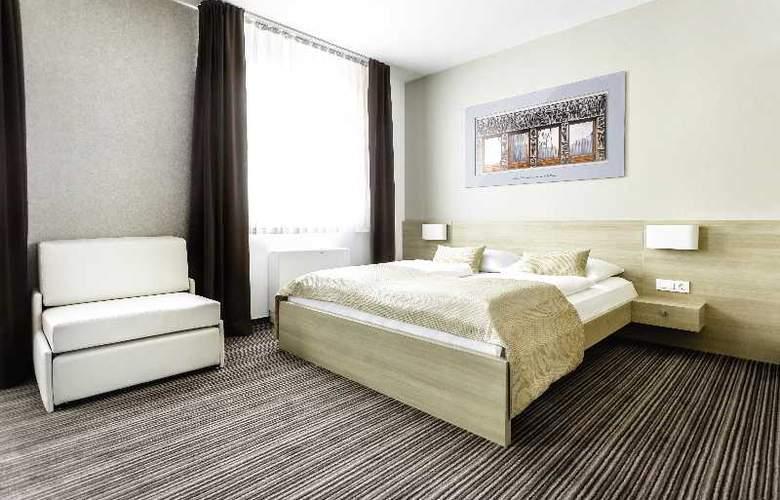 Ahotel Ljubljana - Room - 19
