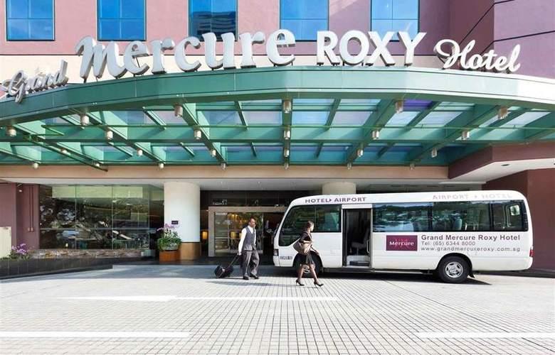 Grand Mercure Roxy - Hotel - 8