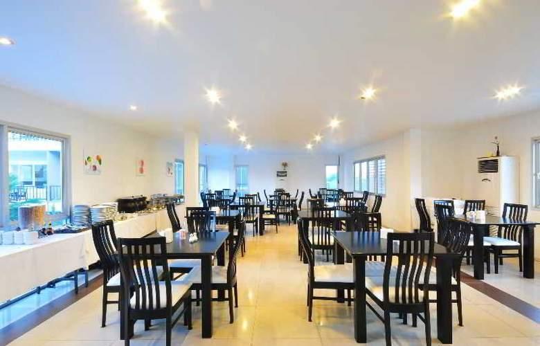 BS Premier Airport Hotel - Restaurant - 7
