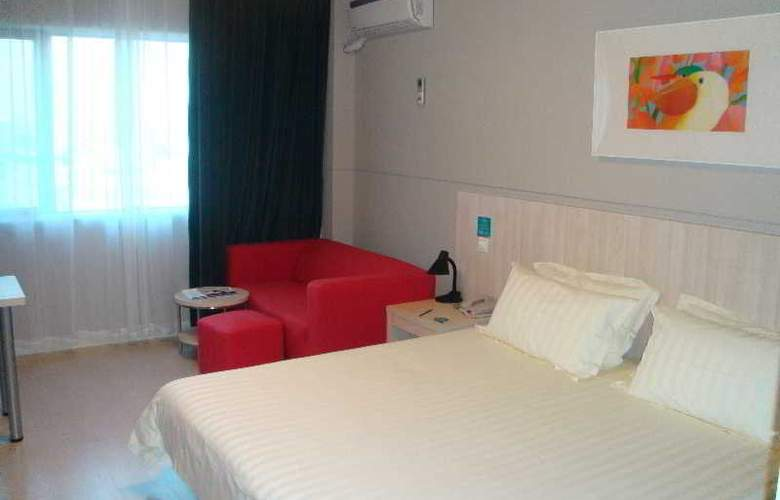 Jinjiang Inn (University Town,Songjiang,Shanghai) - Room - 1