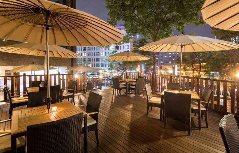 Golden Seoul Hotel - Terrace - 71