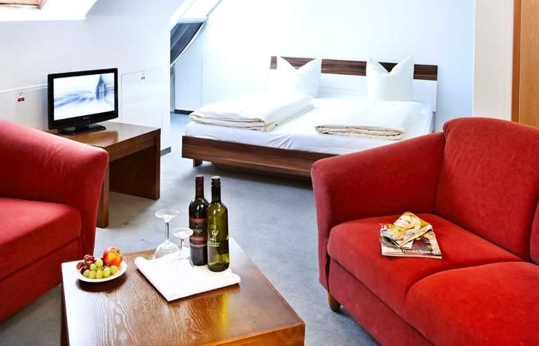 Frankfurt Offenbach City by Tulip Inn - Room - 5