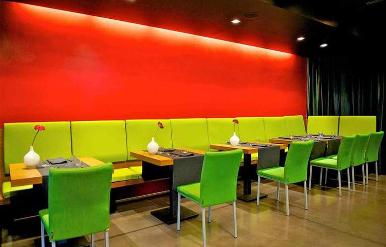 Mercure Nerocubo Rovereto - Restaurant - 72