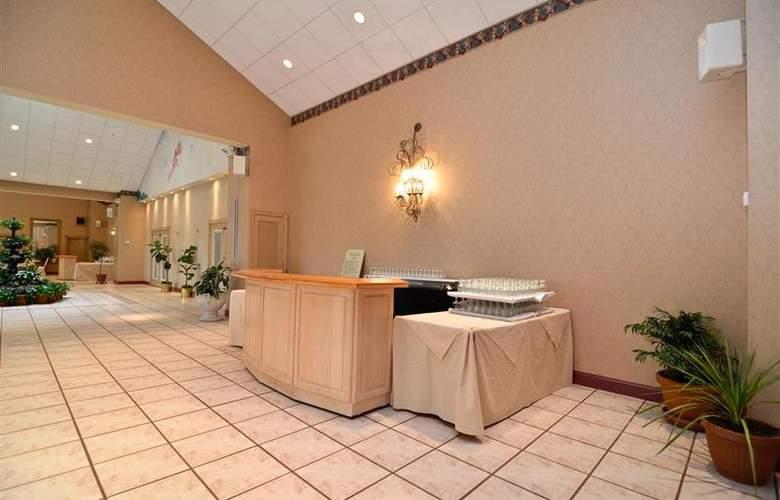Best Western Plus Concordville Hotel - Conference - 108