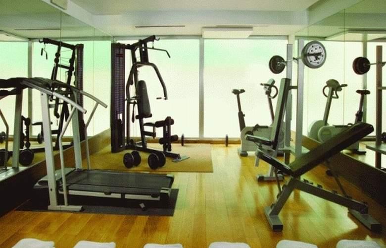 Hilton Garden Inn Rome Claridge - Sport - 17
