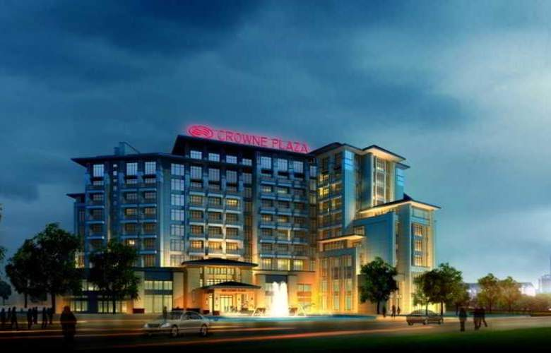 Crowne Plaza Chongqing New North Zone - Hotel - 0