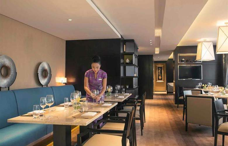 Grand Mercure Beijing Dongcheng - Restaurant - 54
