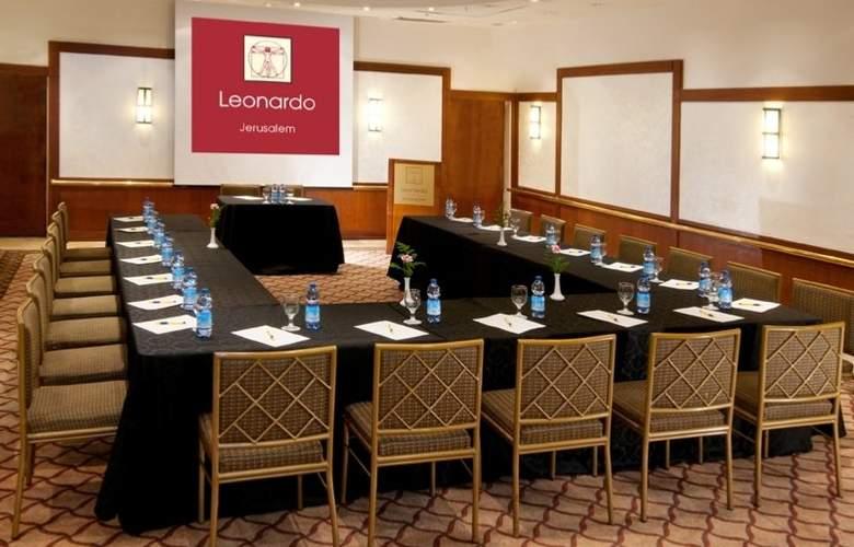 Leonardo Jerusalem - Conference - 8