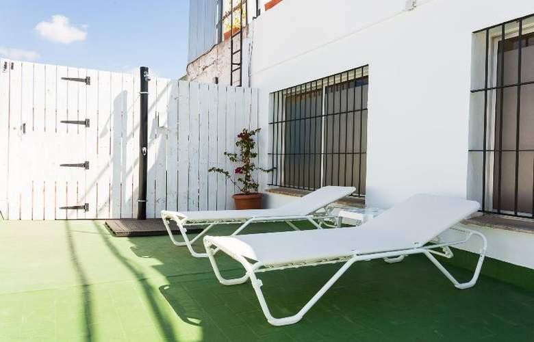 Los Cantaros - Terrace - 7