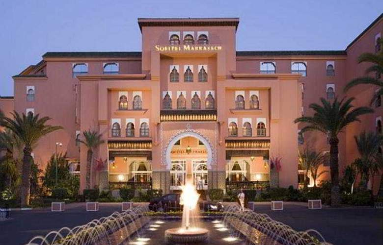 Sofitel Marrakech Lounge and Spa - Hotel - 0