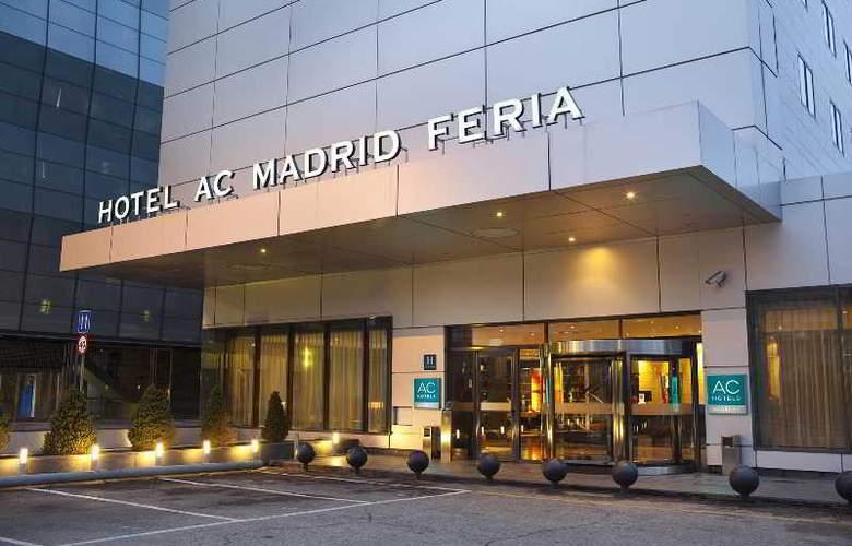 AC Madrid Feria - Hotel - 9
