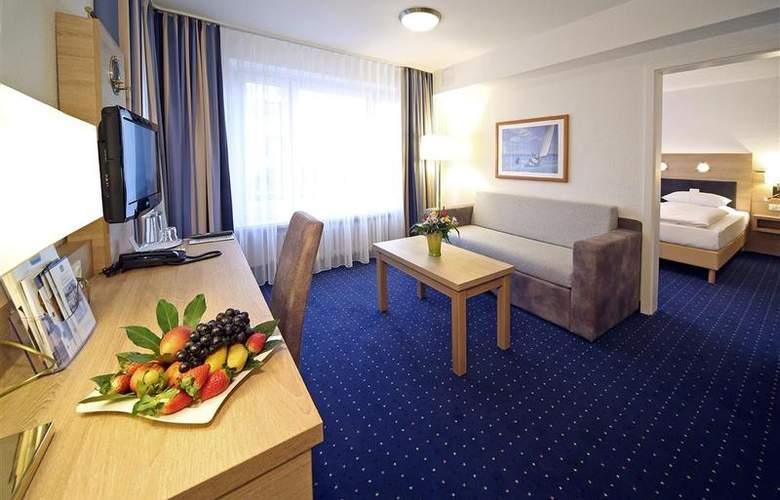 Best Western Hanse Hotel Warnemuende - Room - 54
