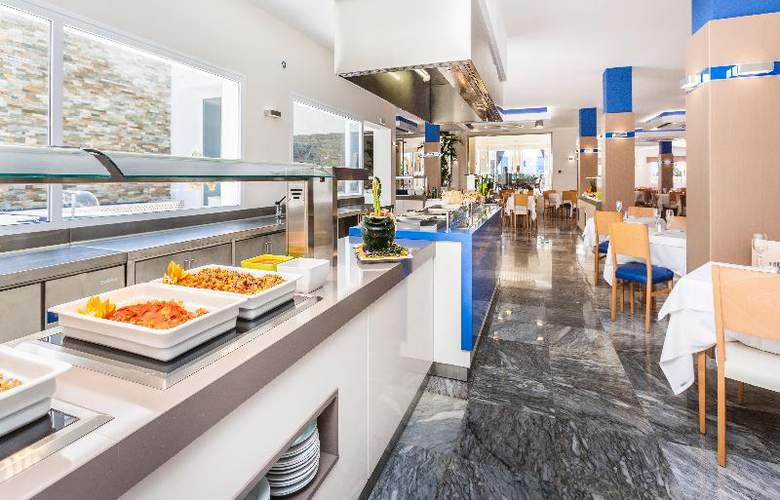 Globales Playa Estepona - Restaurant - 47
