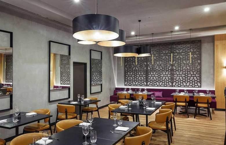 Mercure Hotel Perth - Restaurant - 85