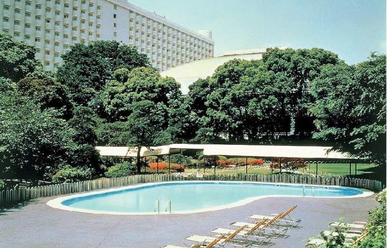 Grand Prince Hotel New Takanawa - Pool - 2