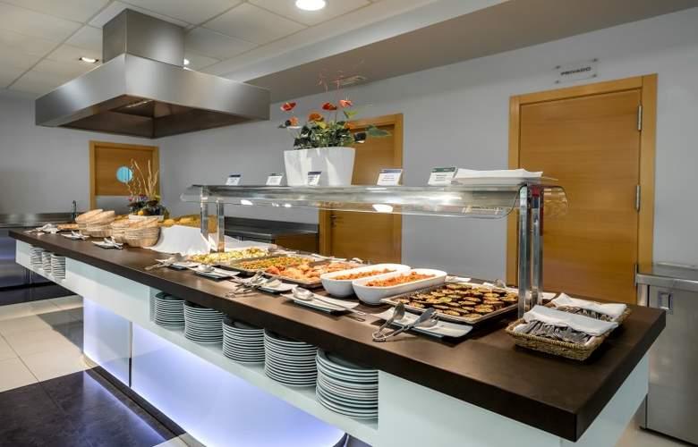RH Gijón - Restaurant - 18
