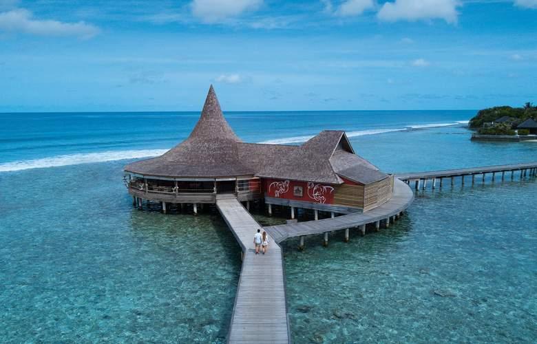 Anantara Veli Maldives Resorts - Restaurant - 36