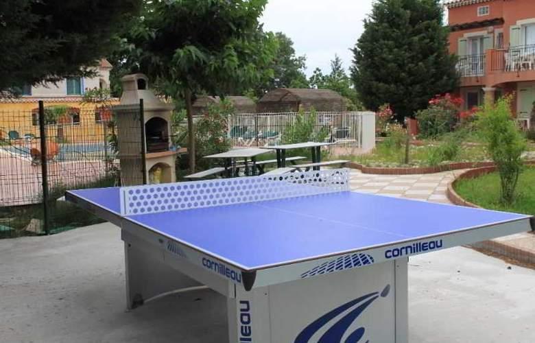 Court Inn Aqua - Sport - 6