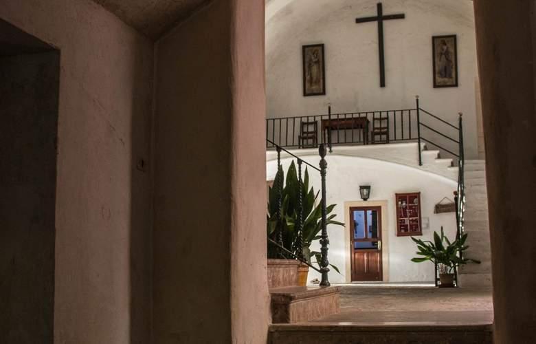 Petit Hotel Hostatgeria Sant Salvador - General - 1