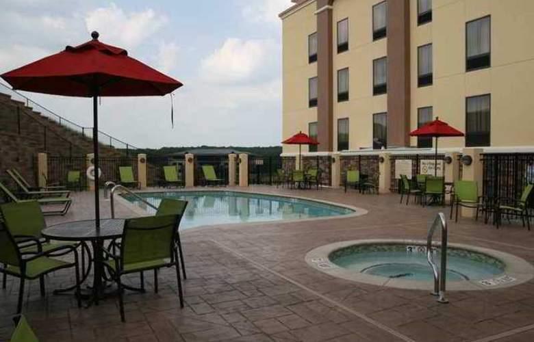 Hampton Inn and Suites Tulsa/Tulsa Hills - Hotel - 7