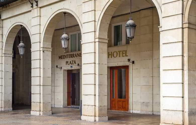 Eurostars Mediterranea Plaza - Hotel - 9