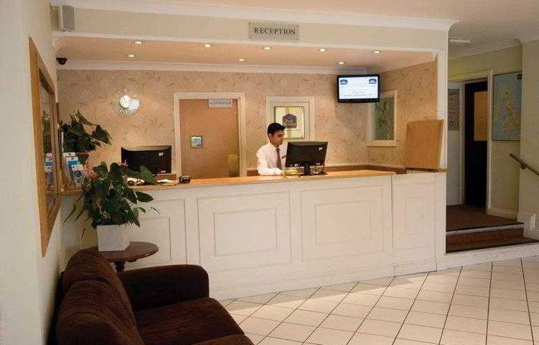 Best Western Cumberland - Hotel - 73