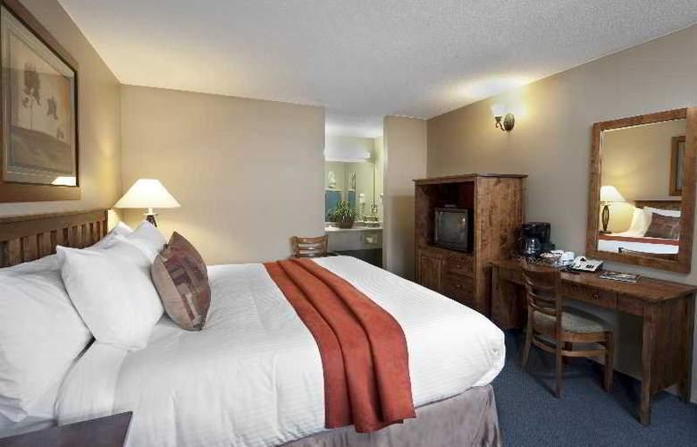 Maligne Lodge - Room - 4