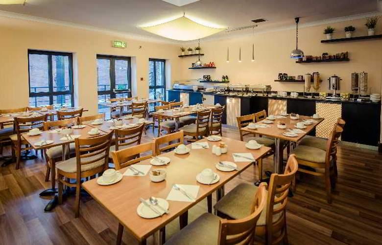 Dublin Central Inn - Restaurant - 9