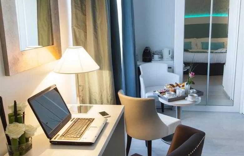 Best Western Carlton - Hotel - 19