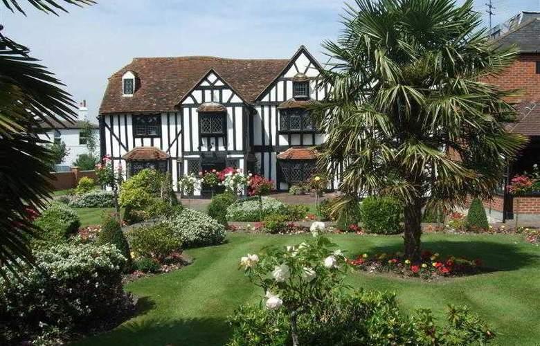 Best Western Donnington Manor - Hotel - 19