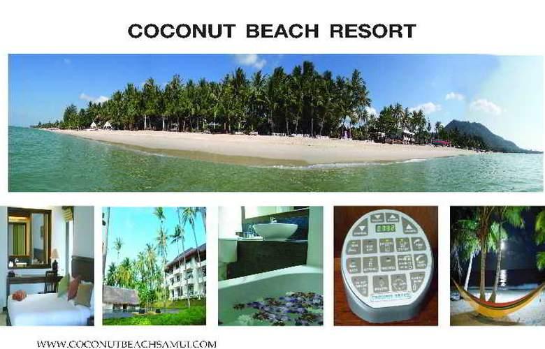 Coconut Beach Resort - Room - 8