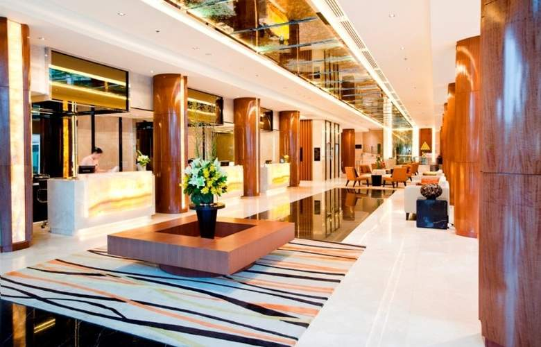 Royal Princess Hotel Larn Luang Bangkok - General - 3