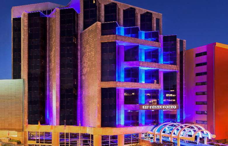 HF Fenix Porto - Hotel - 11