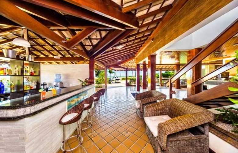 Quinta Do Sol Praia Hotel - Bar - 3