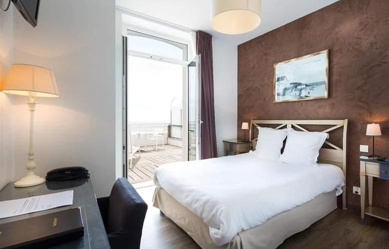 Best Western Hotel de la Plage - Room - 36