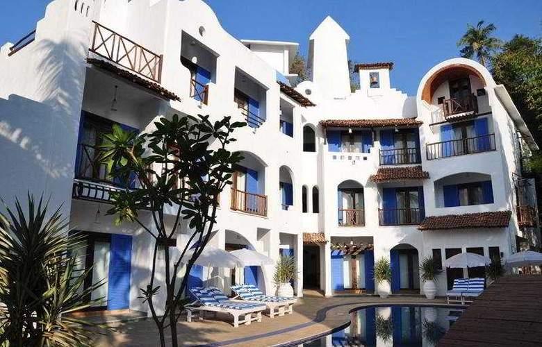 Mykonos Blu - Hotel - 0
