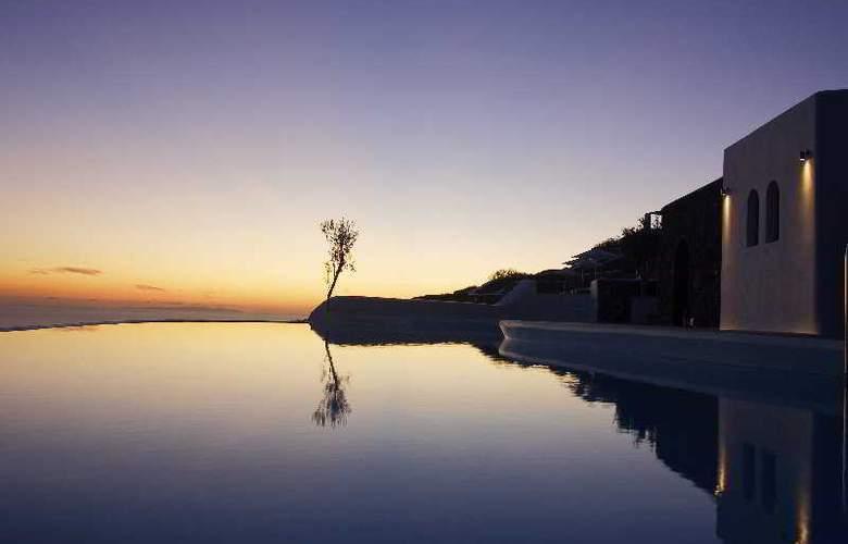 Carpe Diem Santorini - Pool - 6