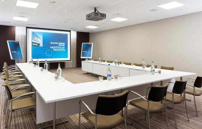 Novotel Geneve Centre - Conference - 57