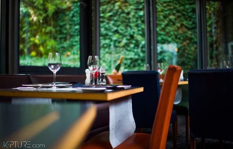NH Brussels EU Berlaymont - Restaurant - 8