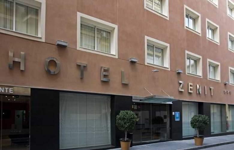 Zenit Malaga - Hotel - 5