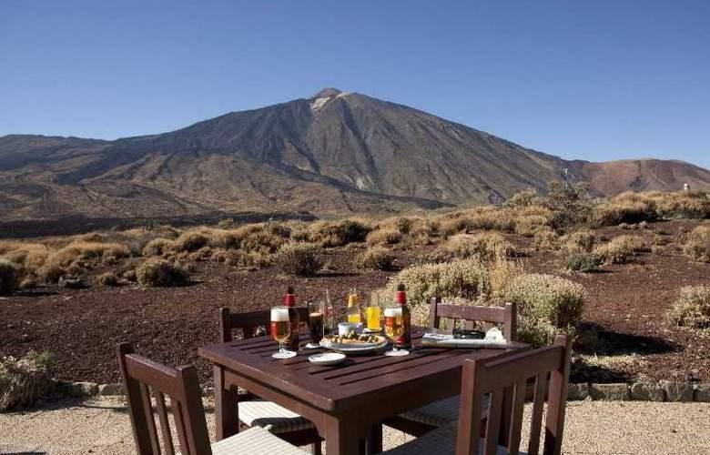 Parador de Cañadas del Teide - Terrace - 13